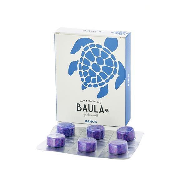 Pack 6 Pastillas Limpiador Baños Ecológico