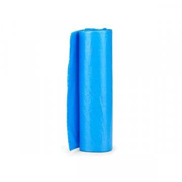 Pack 250 Bolsas Basura Azules. Galga 120. Medidas 85x105CM.
