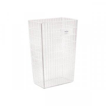 Papelera Alambre Plastificado 60L