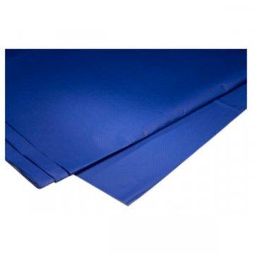 Pack 300 Manteles Desechables 100x100CM. Color Azul.