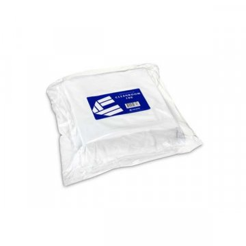 Pack 1200 Paños TNT Chicopee Veraclean CleanRoom. Medidas 30x30CM.