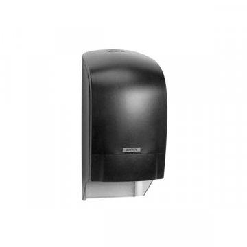 Dispensador Papel Higiénico Katrin Inclusive (sin recogedor). Color Negro.