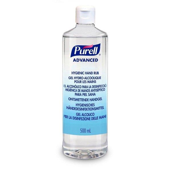 Gel desinfectante de manos Purell Advanced 500ml