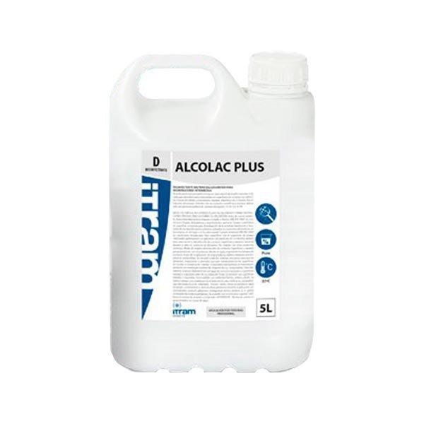 Garrafa 5L Desinfectante Alcolac Plus