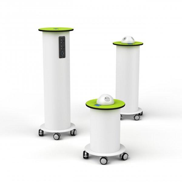 Torre Cargadora PowerHubs 8 Dispositivos