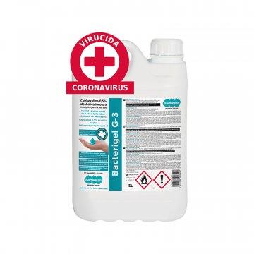 Garrafa 5L desinfectante de...
