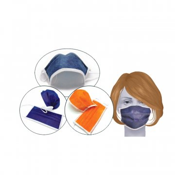Pack 10 Mascarillas higiénicas reutilizables 5 lavados